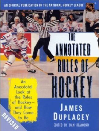 The Annotated Rules of Hockey