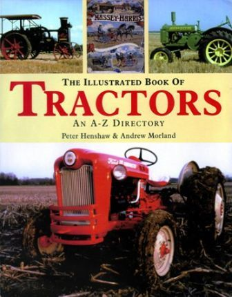 Illustrated Book of Tractors