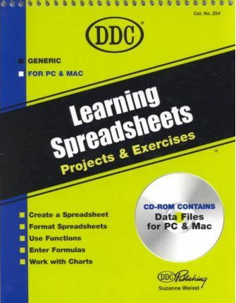 Learning Spreadsheets Projects and Exercises (Generic)