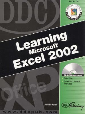 Learning Microsoft Excel 2002