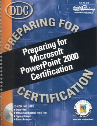 Preparing for Microsoft Office Specialist Certification