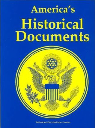 America's Historical Documents Book