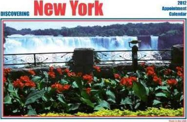 Discovering New York 2012 Calendar