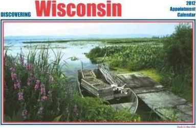 Discovering Wisconsin 2012 Appointment Calendar