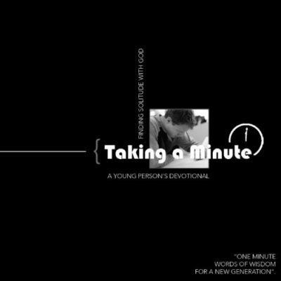 Taking a Minute: A Young Persons Devotional W/ CD Audio (Boys)