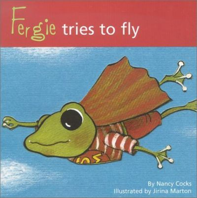 Fergie Tries to Fly
