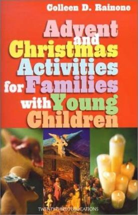 Advent and Christmas Activities for Families with Young Children