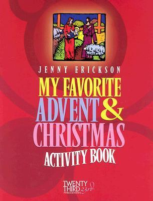 My Favorite Advent and Christmas Activity Book