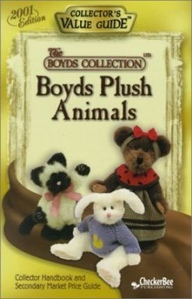Boyds Plush Animals: Collector's Value Guide