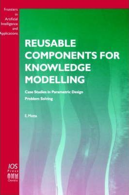 Reusable Components for Knowledge Modelling