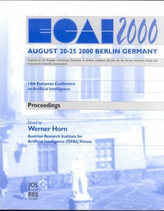 Ecai 2000 Proceedings