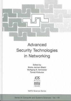 Advanced Security Technologies in Networking