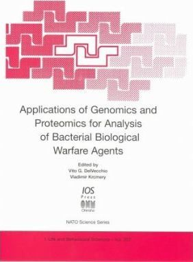 Applications of Genomics and Proteomics for Analysis of Bacterial Biological Warfare Agents