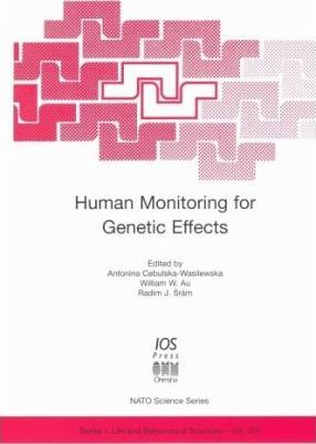 Human Monitoring for Genetic Effects: Vol 351