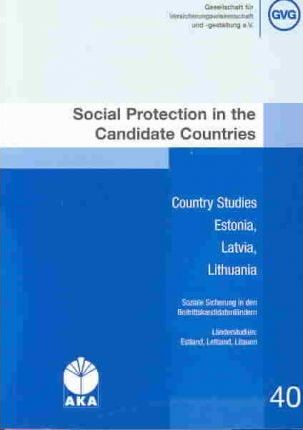 Social Protection in the EU Candidate Countries