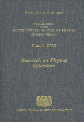 Research in Physics Education