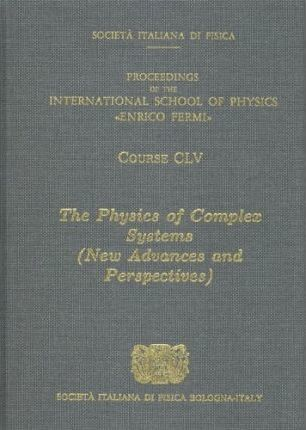 The Physics of Complex Systems