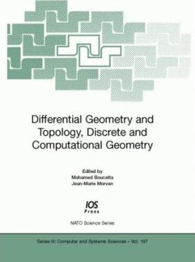Differential Geometry and Topology, Discrete and Computational Geometry