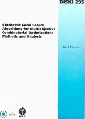 Stochastic Local Search Algorithms for Multiobjective Combinatorial Optimization