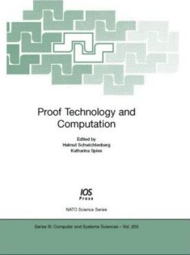 Proof Technology and Computation