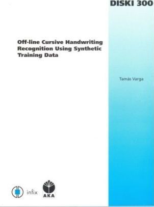 Off-line Cursive Handwriting Recognition Using Synthetic Training Data