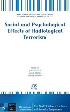 Social and Psychological Effects of Radiological Terrorism