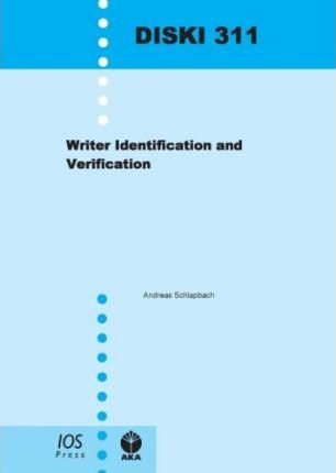 Writer Identification and Verification