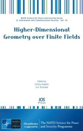 Higher-dimensional Geometry Over Finite Fields