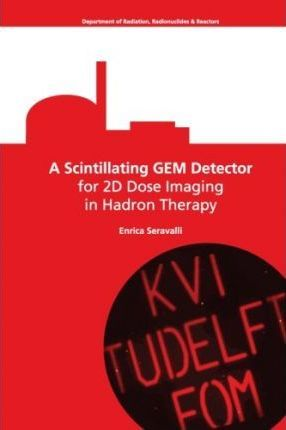 A Scintillating GEM Detector for 2D Dose Imaging in Hadron Therapy