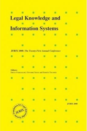 Legal Knowledge and Information Systems