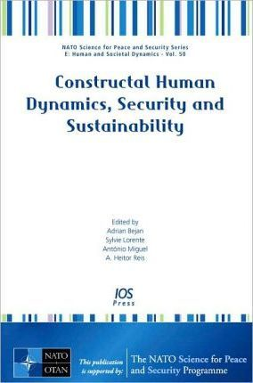 Constructal Human Dynamics, Security and Sustainability