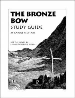Bronze Bow Study Guide