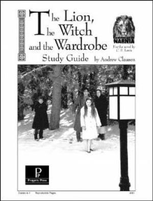 The Lion, the Witch & the Wardrobe Study Guide