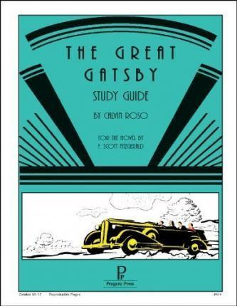 Great Gatsby Study Guide