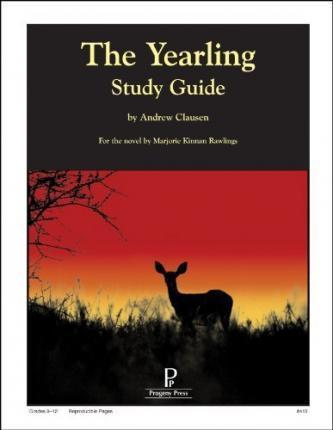 The Yearling Study Guide