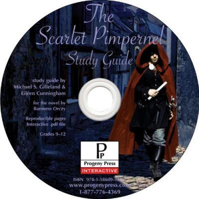 The Scarlet Pimpernel Study Guide CD-ROM