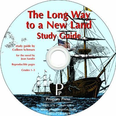 The Long Way to a New Land Study Guide CD-ROM
