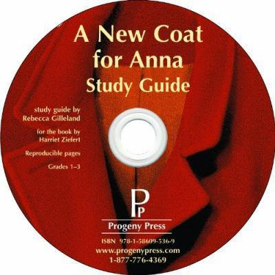 A New Coat for Anna Study Guide CD-ROM