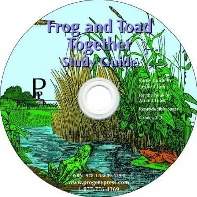 Frog & Toad Together Study Guide CD-ROM