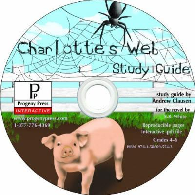 Charlotte's Web Study Guide CD-ROM