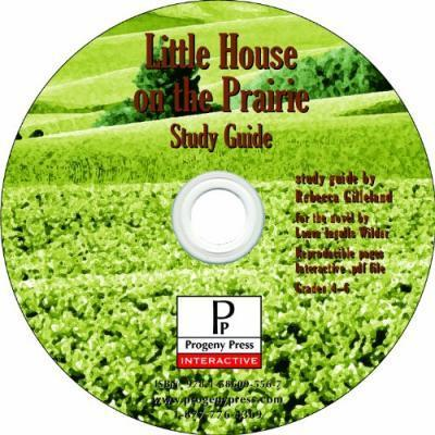 Little House on the Prairie Study Guide CD-ROM