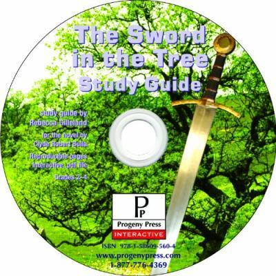 The Sword in the Tree Study Guide CD-ROM