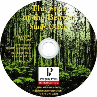 Sign of the Beaver Study Guide CD-ROM