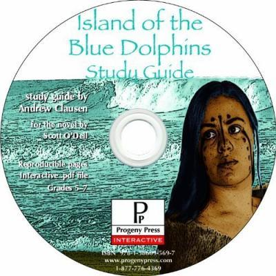 Island of the Blue Dolphins Study Guide CD-ROM