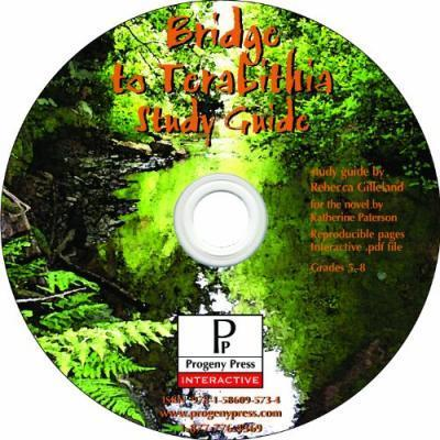 Bridge to Terabithia Study Guide CD-ROM
