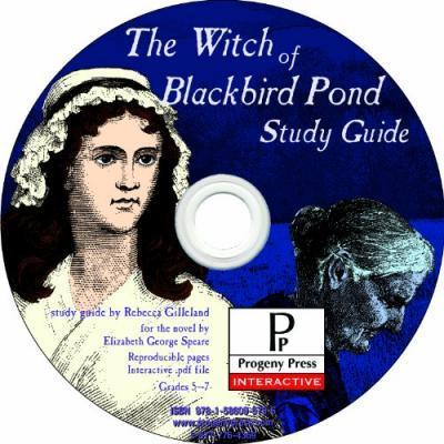Witch Of Blackbird Pond Study Guide CD-rom