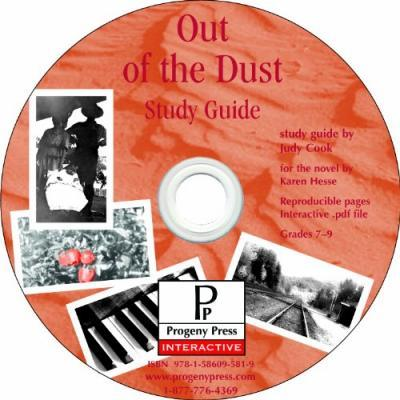 Out of the Dust Study Guide CD-ROM