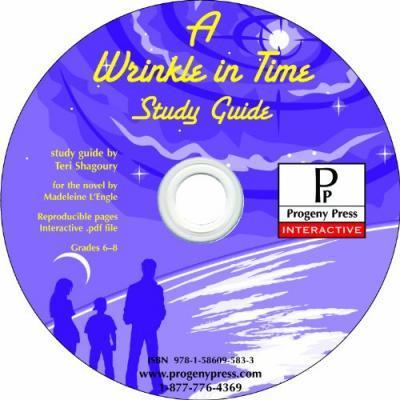 A Wrinkle in Time Study Guide CD-ROM