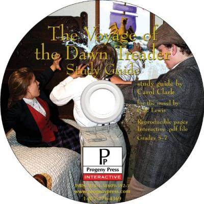 The Voyage of the Dawn Treader Study Guide CD-ROM