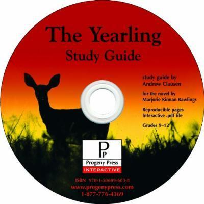 The Yearling Study Guide CD-ROM